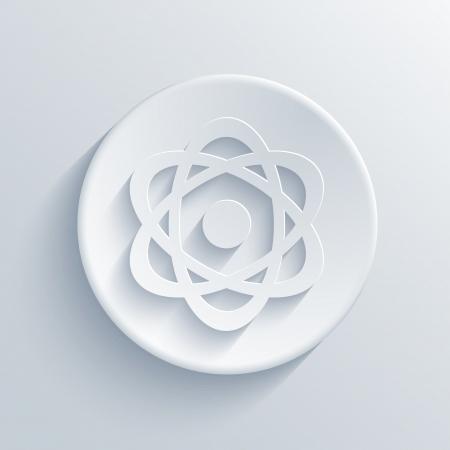 light circle icon. Stock Vector - 18666847