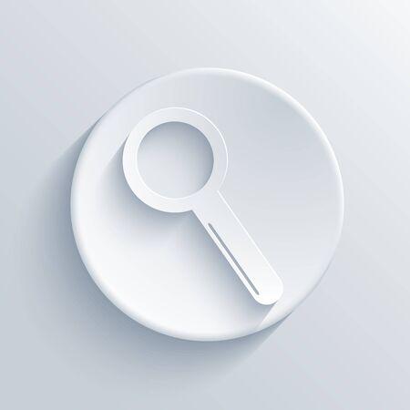 light circle icon. Stock Vector - 18666695