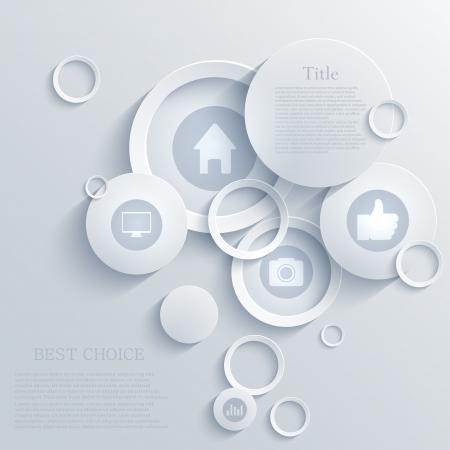 infographic background design.