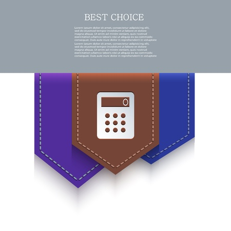 bookmark icon. Stock Vector - 20574649