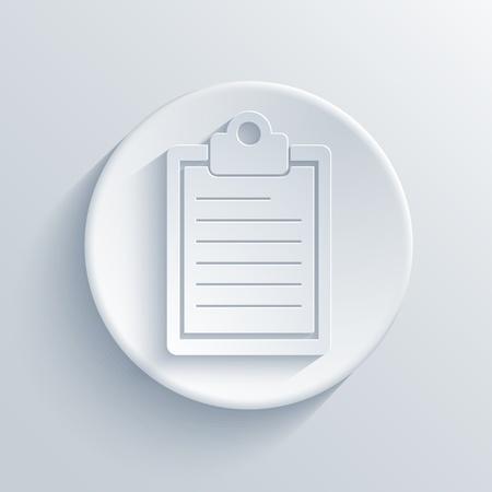 light circle icon. Stock Vector - 20574776