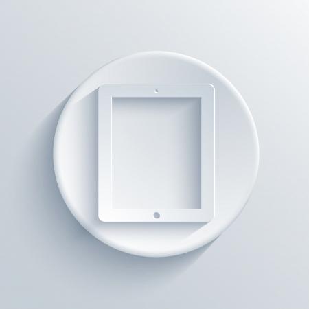 light circle icon. Stock Vector - 20574573