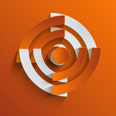 Vector rss background.  Vector