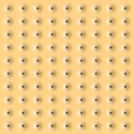 Vector realistic cookie texture background. Eps10 Stock Vector - 23427178