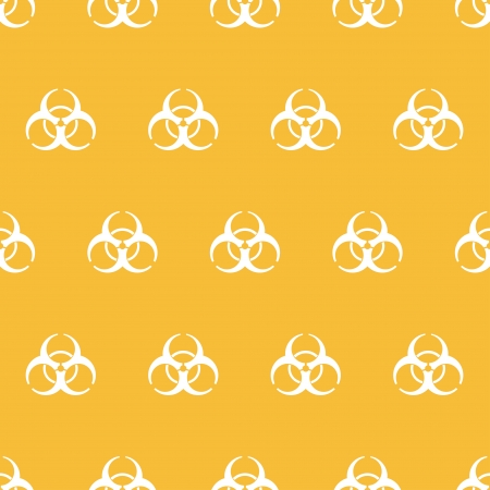 biological warfare: Vector seamless background. Texture pattern. Eps10 Illustration