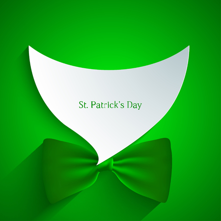 Vector St. Patricks Day background. Eps 10 Vector