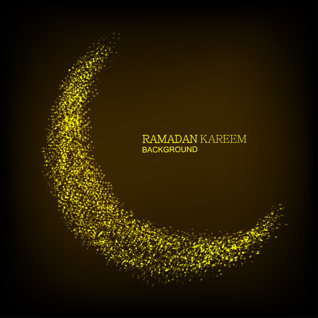 kareem: Vector ramadan kareem background