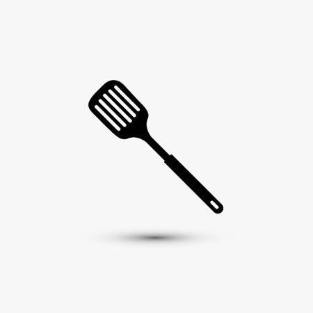 heatproof: Vector black web icon on white background  Eps10