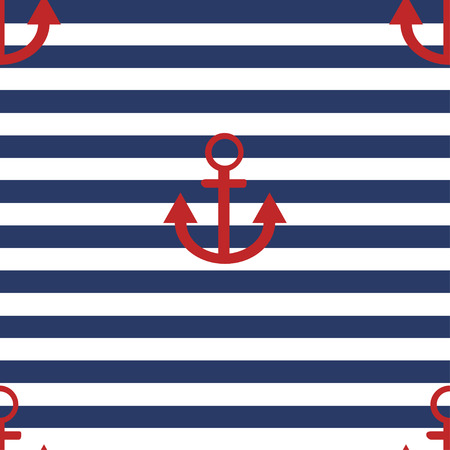 modern anchor background. Vector