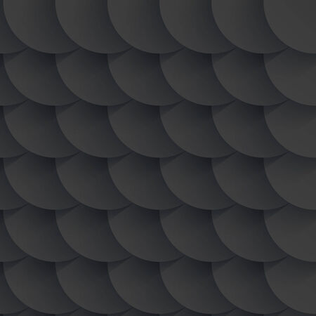 balck: vector modern balck circle background. Illustration