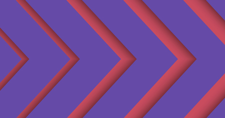 Vector modern business arrow abstract