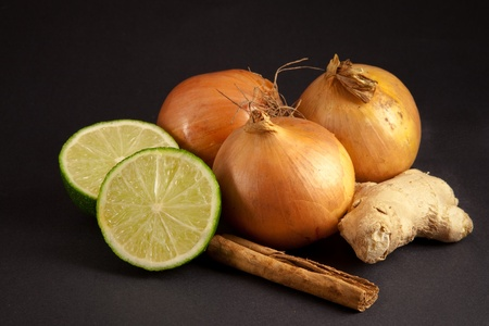 flavoursome: Raw ingredients
