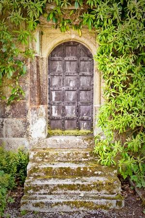 Medieval doorway Stock Photo - 10227451