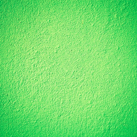 A vibrant green textured plaster background image Stock Photo - 12116299