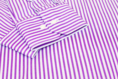 Close up of the cuff of a formal man's shirt Stock Photo - 12813899
