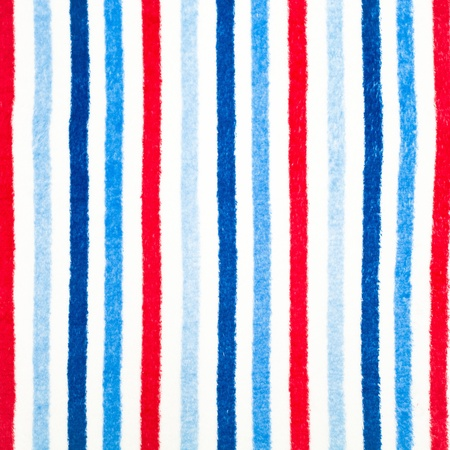 A colorful stripy background of fleece material Stock Photo - 12813879