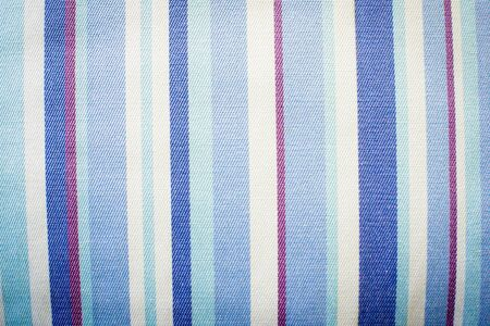 A stripy pattern on a cushion as a detailed background image Stock Photo - 14568519