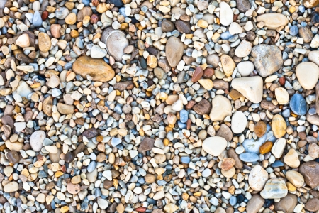 pepples: Nice background image of pepples on a beach
