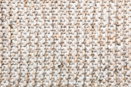 Detail of woven wool as a background image Stock Photo