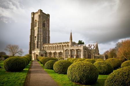 suffolk: Church of St Peter and St Paul, Lavenham, Suffolk