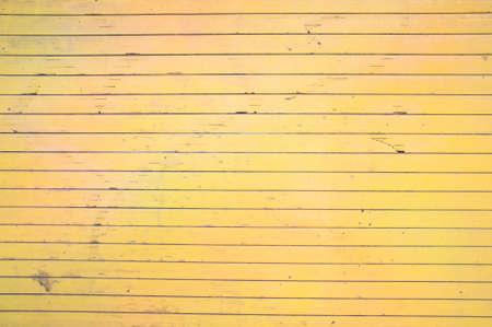 Yellow metallic sheet as a background image photo