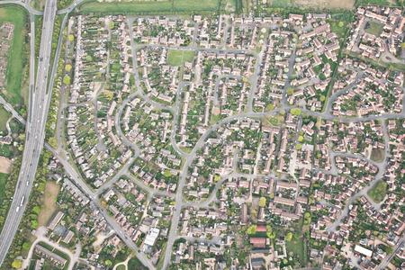 zona: Zona residencial en Godmanchester, Inglaterra