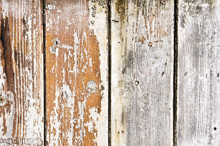 upkeep: Weathered wood panels as a background texture