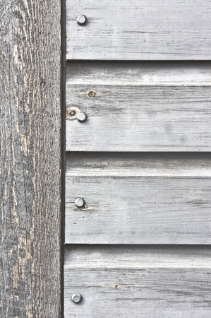 outbuilding: Wooden panels as a background image Stock Photo