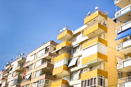 investment real state: Edificios de apartamentos en Antalya, Turquía