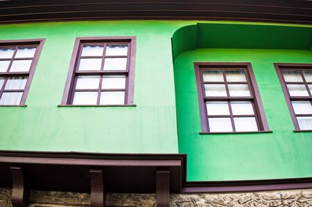 neighbours: Renovated traditional Ottoman houses in Turkey