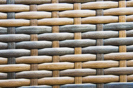 woven surface: