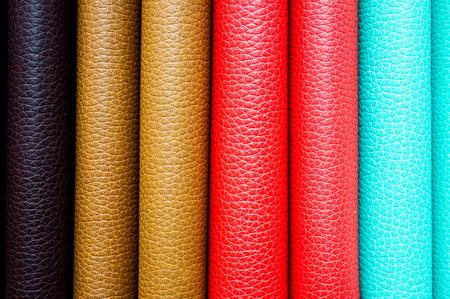 fond de texte: Reliure en cuir color� de livres empil�s, comme une image de fond