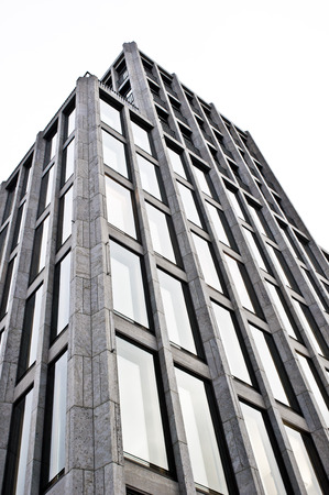 property berlin: Part of a multi-storey urban building in Germany