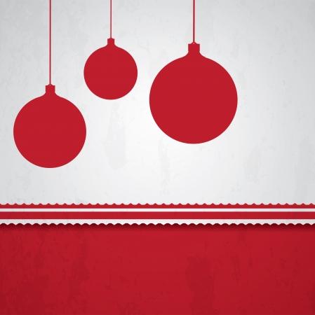Fun Christmas background Illustration