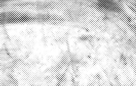 halftone vector background. grunge Halftone dots vector texture.  Gradient halftone dots background in pop art style.  Ink Print Distress Background.