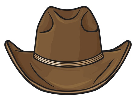 cowboy hat Stock Vector - 14761238