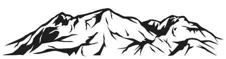 pico: ejemplo de paisaje de monta�a