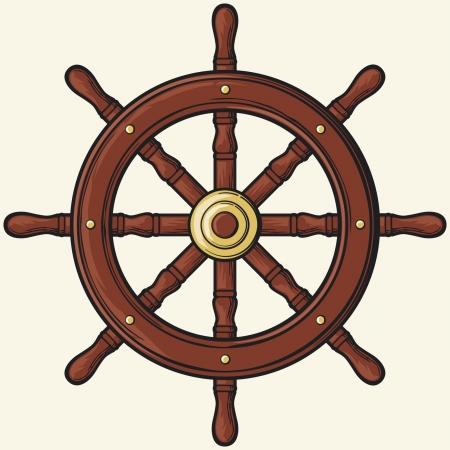rudder: rudder Illustration