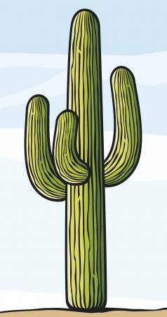 cactus Stock Vector - 14836348