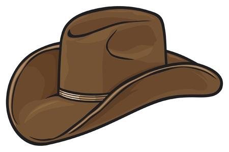 cowboy: cowboy hat