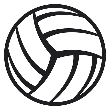 beach volleyball: volleyball ball