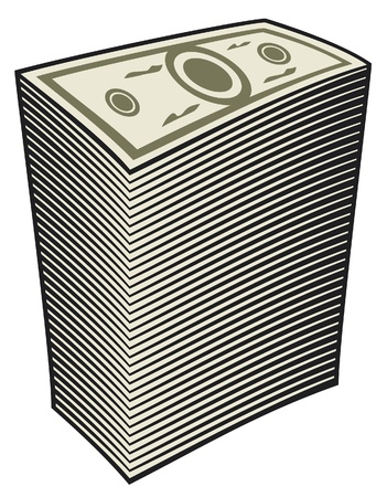 money Stock Vector - 14836451