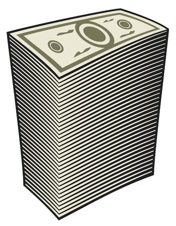money Stock Vector - 14836451