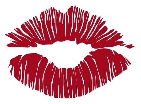 baciare le labbra