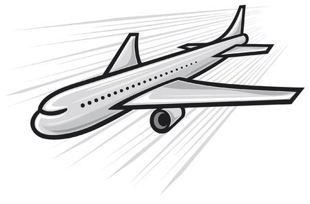 avioncitos: vector avi�n avi�n Vectores
