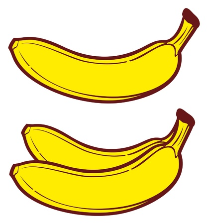 banana Stock Vector - 14973292