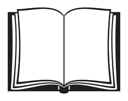 vieux livres: livre ouvert