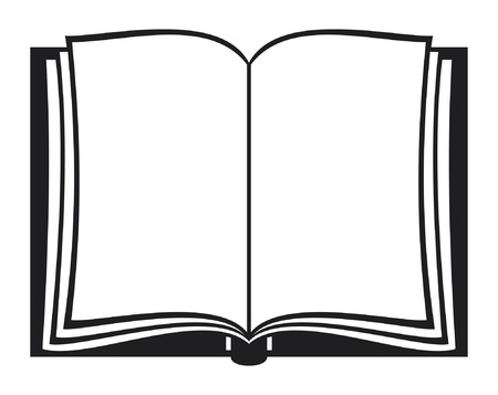reminder icon: open book Illustration