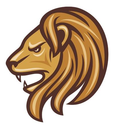 lion head Stock Vector - 14974448