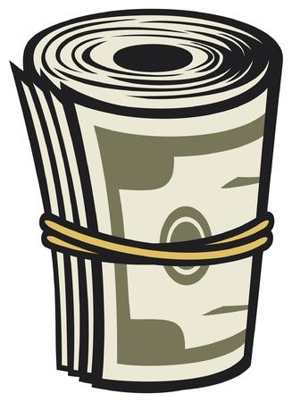 cash flows: Bank Roll  Money roll